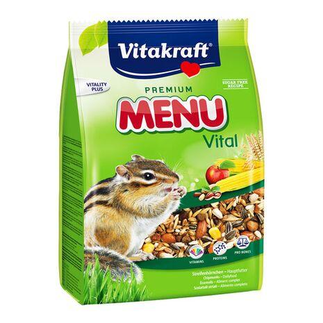 Vitakraft Premium Menu Vital για Σκίουρο 600γρ