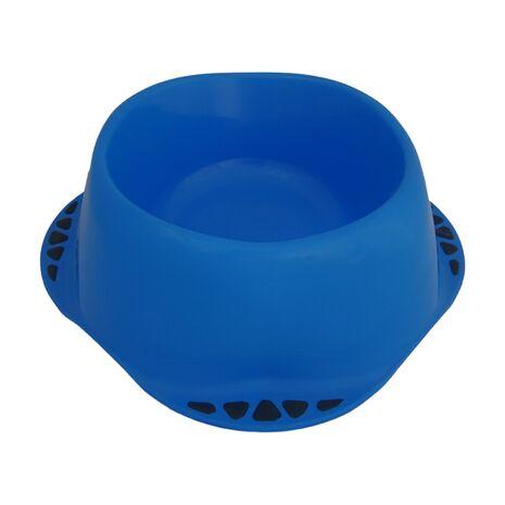 Μπολ Φαγητού Maya Γάτας με Καουτσούκ Μπλε