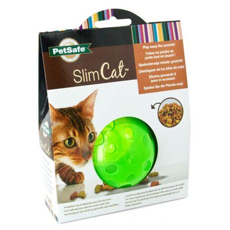 SlimCat Παιχνίδι - Ταΐστρα για Γάτα Πράσινο