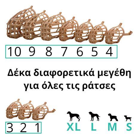 Madpet Φίμωτρο Σκύλου Dog Muzzle