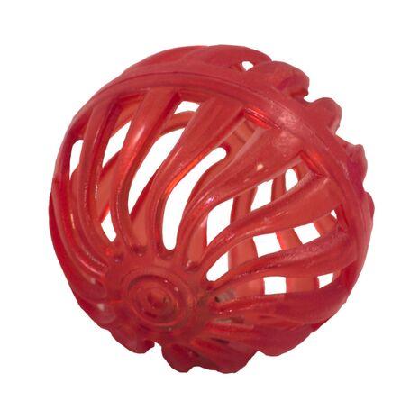 Κλουβί με Καμπανάκι Κόκκινο 4cm