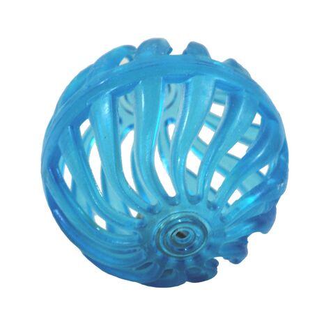 Κλουβί με Καμπανάκι Μπλε 4cm