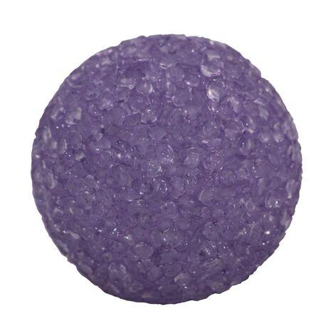 Κρυστάλλινη Μπάλα με Ήχο Μωβ 5cm