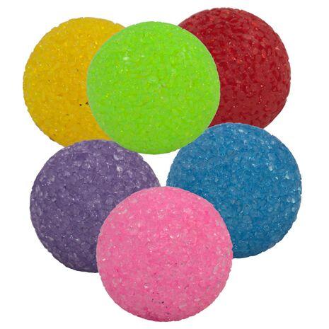 Κρυστάλλινη Μπάλα με Ήχο Ροζ 5cm